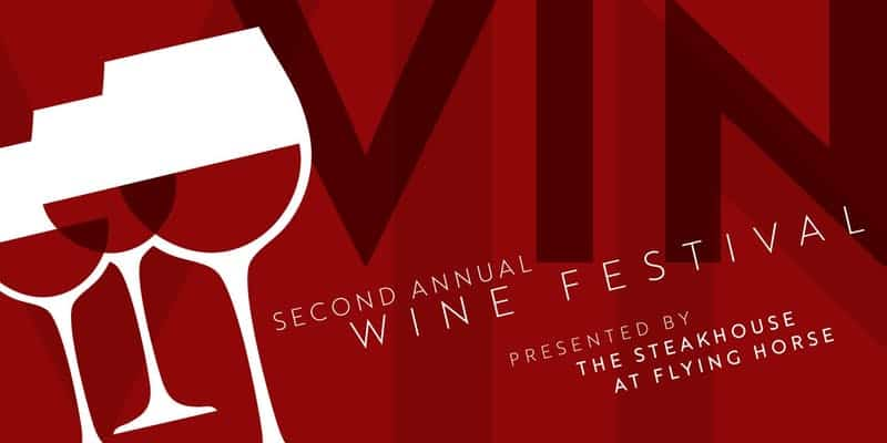 SECOND ANNUAL WINE FESTIVAL
