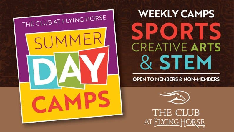 Summer Day Camps At The Club At Flying Horse