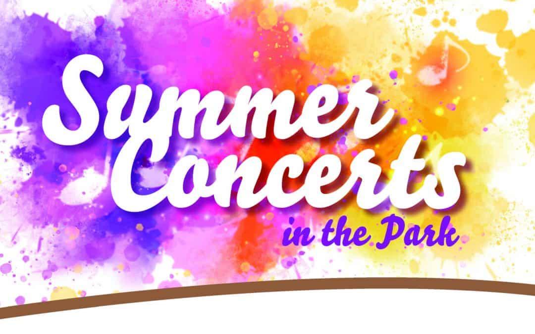 2019 Summer Concert Series at Angel Mist Park