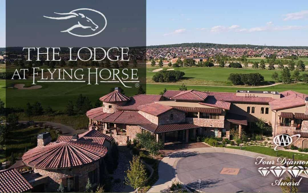 The Lodge at Flying Horse Receives AAA's Four Diamond Rating