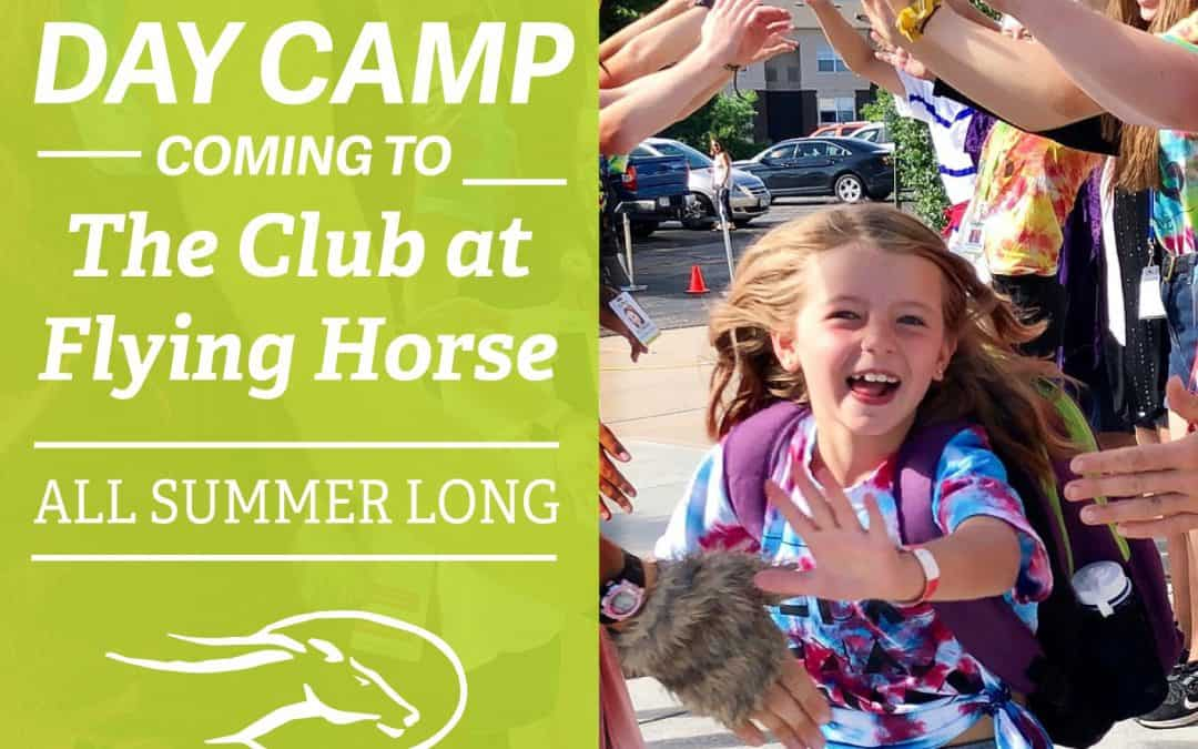 Day Camp at The Club at Flying Horse