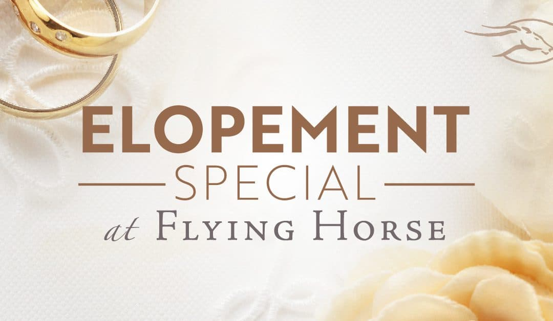 2021 Elopement Special Package