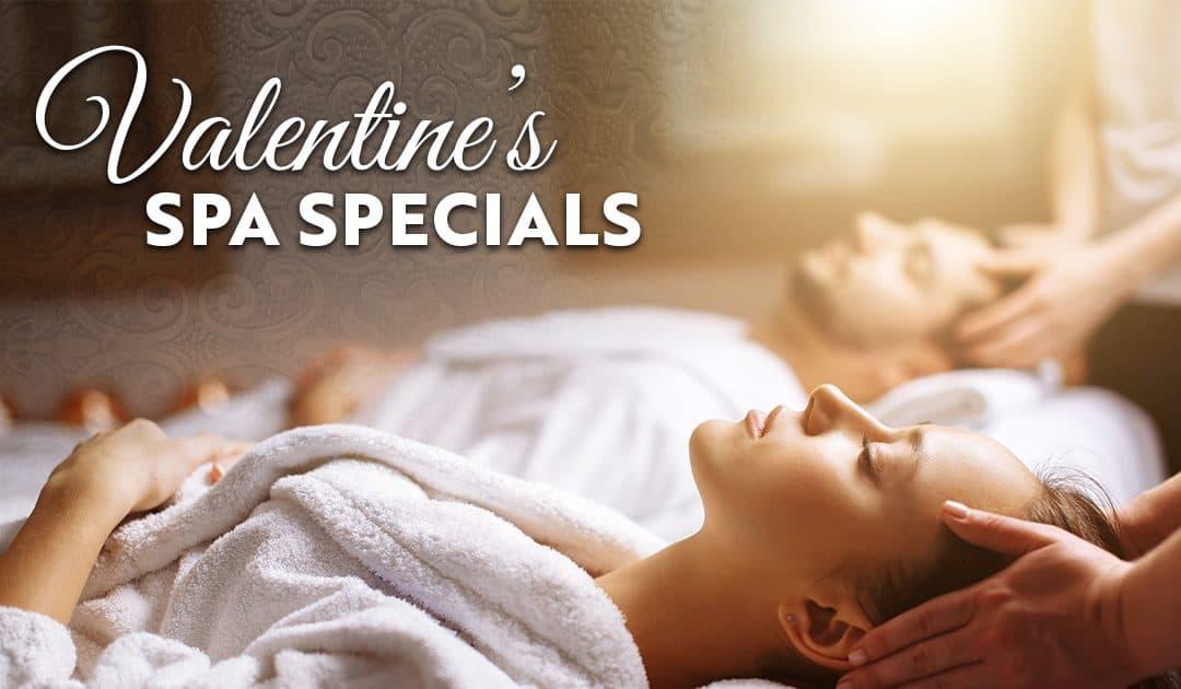 February 2021 Spa Specials